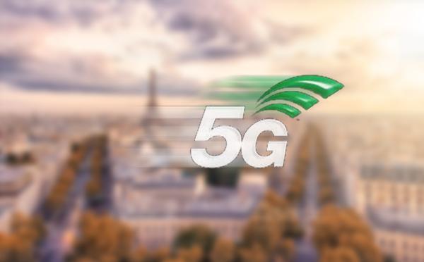 Paris vivra la 5G pour ses JO !