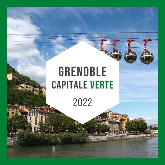 Grenoble capitale verte européenne 2022