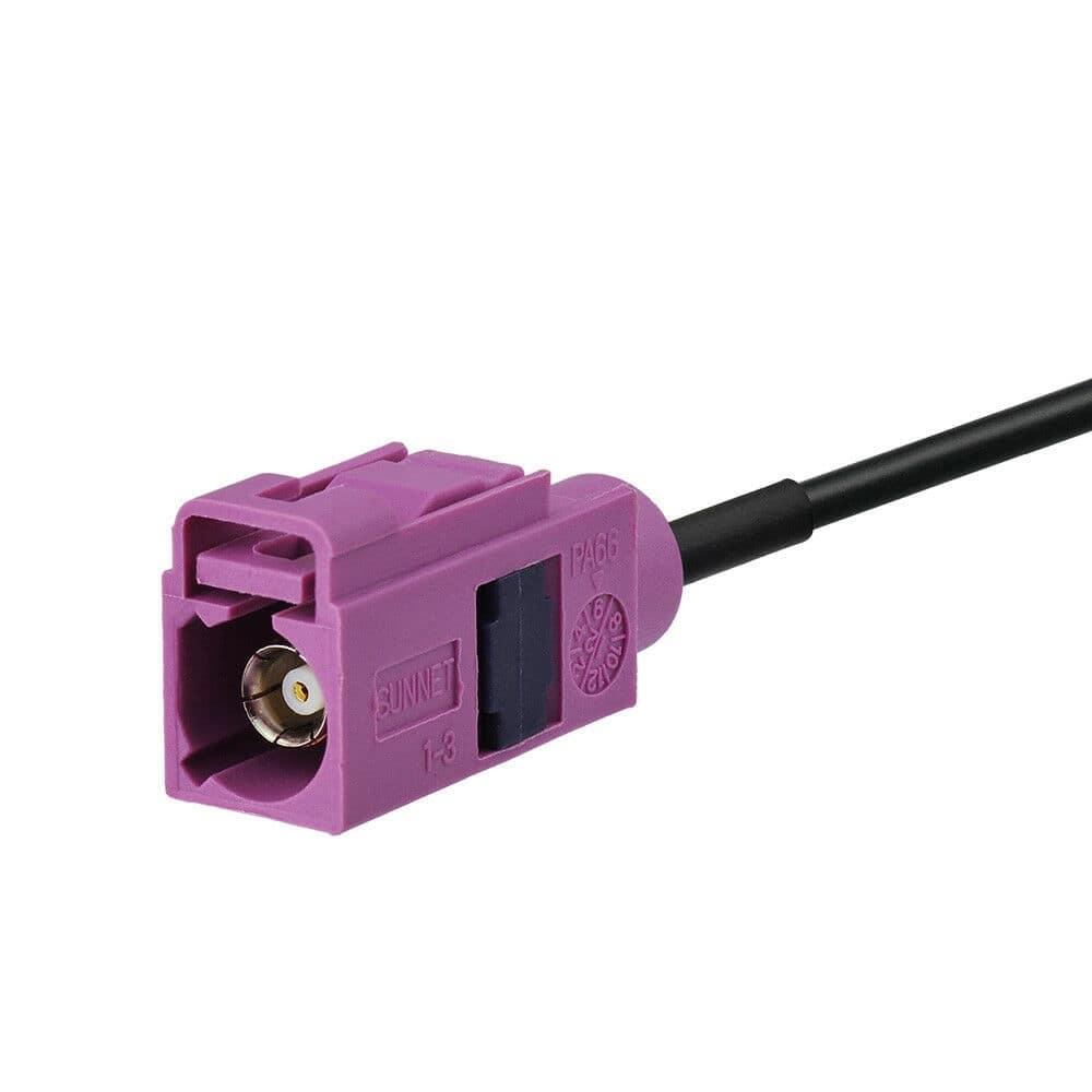 Connecteur FAKRA-H-f
