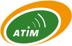 ATIM Radiocommunications logo
